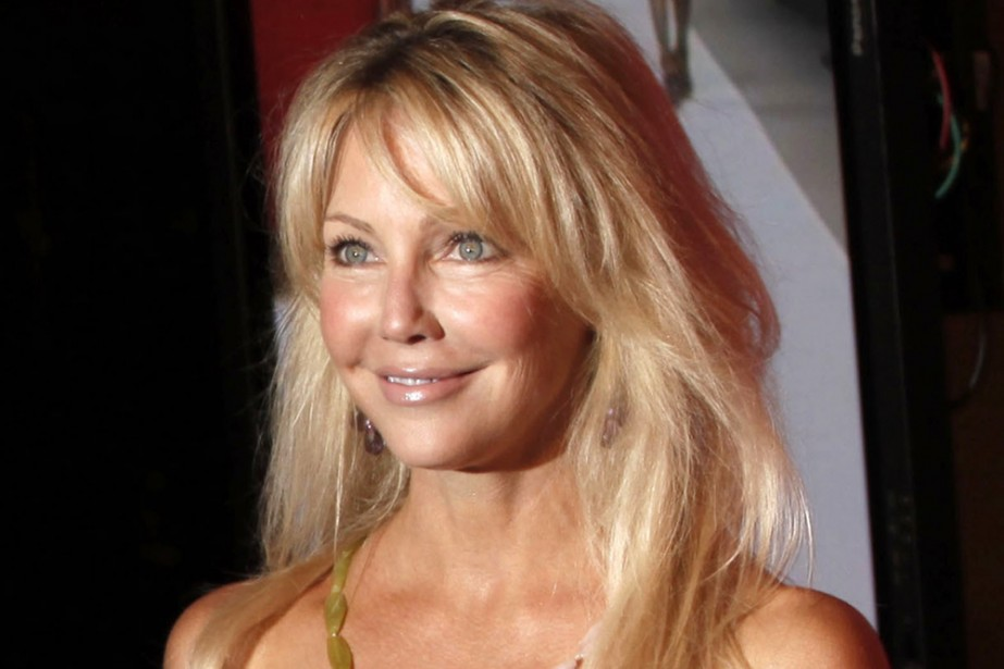Heather Locklear... (Photo: AP)