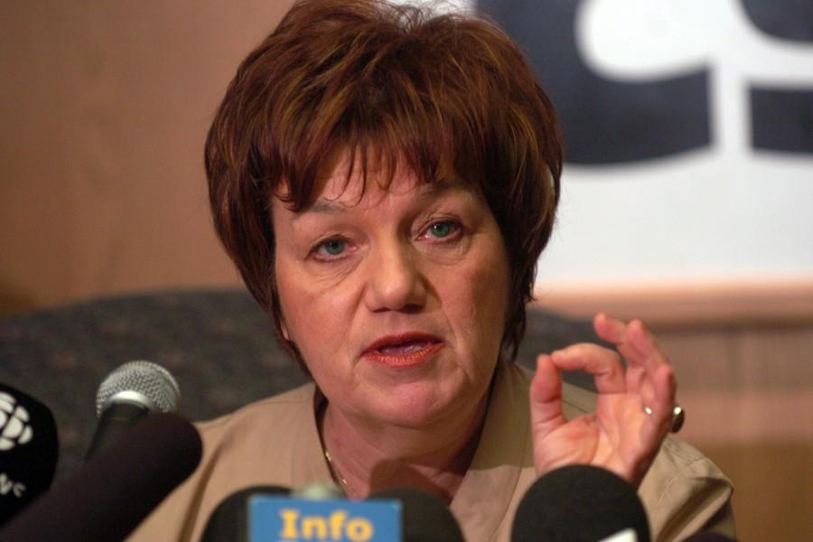 Claudette Carbonneau... (Photo: Rémi Lemée, Archives La Presse)