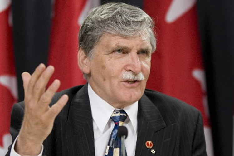 Roméo Dallaire... (Photo: PC)
