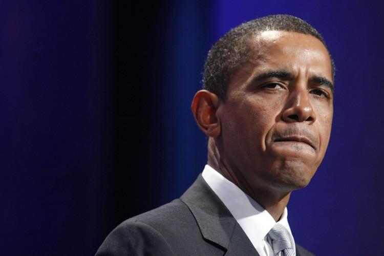 Barack Obama fait ses grands débuts devant l'assemblée... (Photo: Reuters)