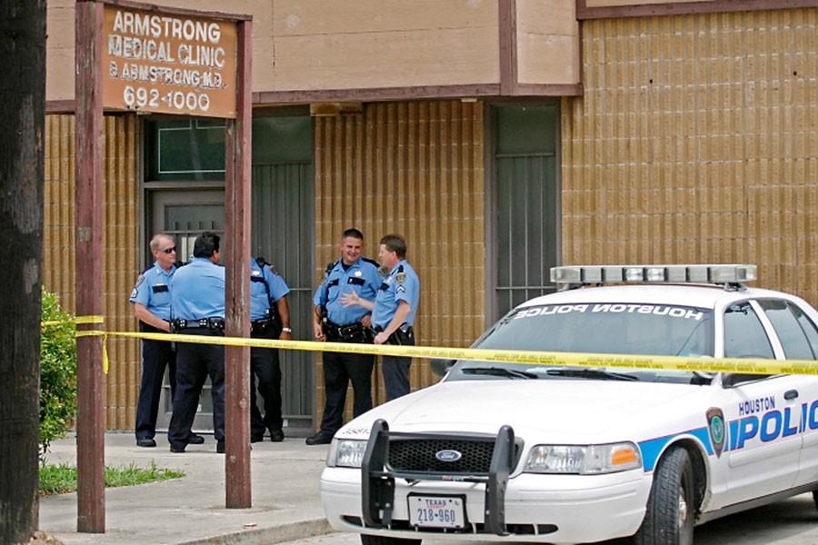 La police et l'agence fédérale de lutte antidrogue,... (Photo: Reuters)