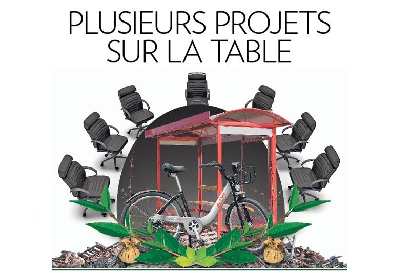 Le développement durable est un... (Photomontage Daniel Riopel, La Presse)