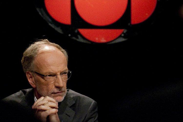 Le président de Radio-Canada, Hubert Lacroix.... (Photo: PC)