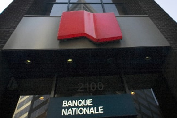 La Banque Nationale ( (Photo: Patrick Sanfaçon, La Presse)