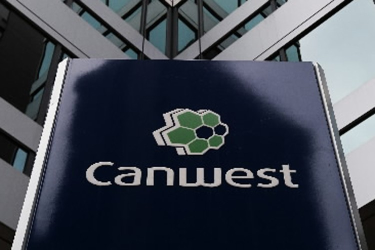 Le groupe Canwest Global Communications ( (Photo: PC)