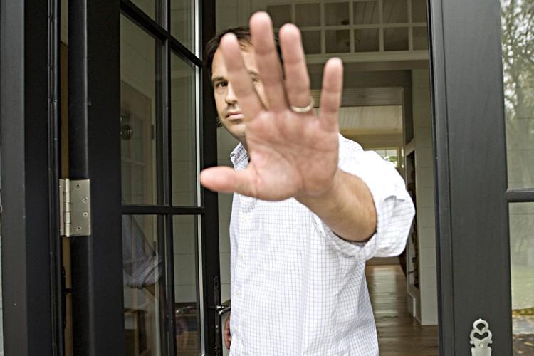 La résiliation des contrats de Claude Léger et... (Photo: Patrick Sanfaçon, La Presse)