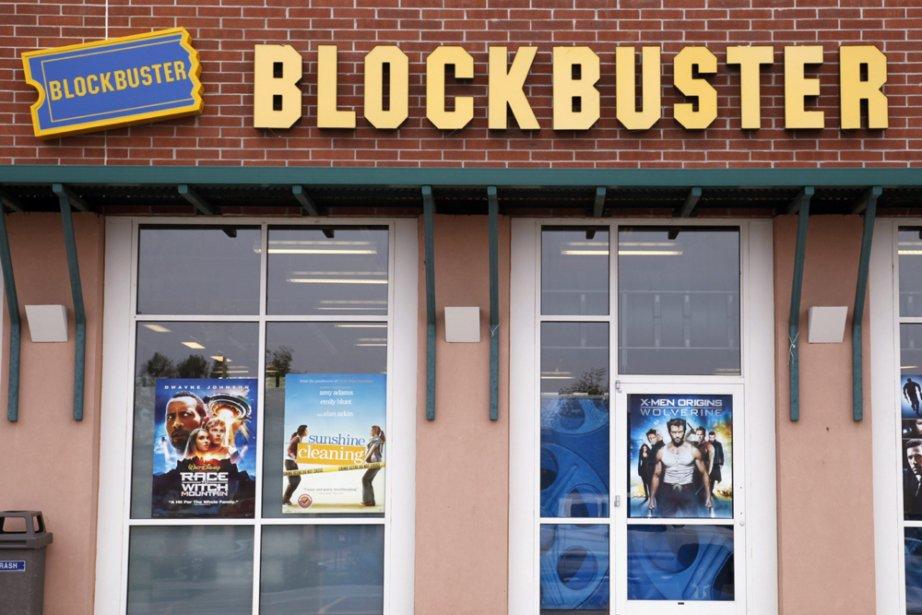 Le loueur de vidéos américain Blockbuster va abandonner la... (Photo: Reuters)