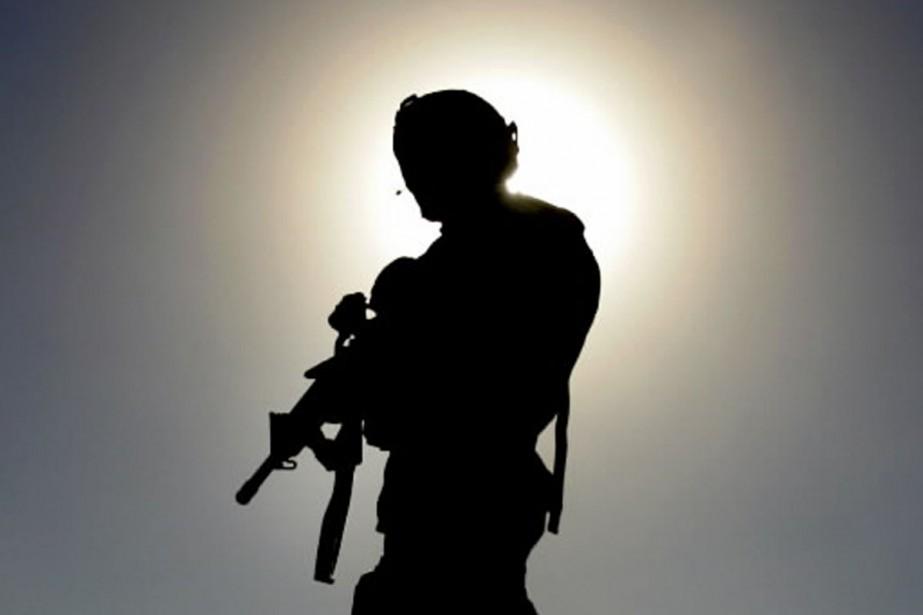 Mercredi soir, les forces de l'ordre ont imposé... (Photo archives AP)