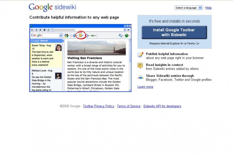 Le géant d'internet Google a dévoilé mercredi un nouvel outil, le «Google...