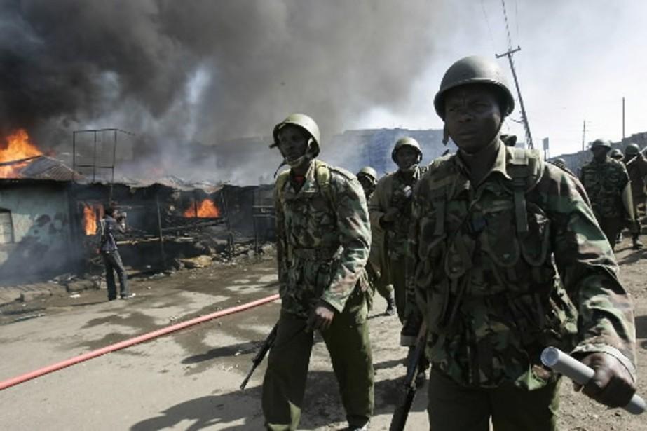 Les Etats-Unis reprochent notamment au gouvernement kényan ses... (Photo archives AP)