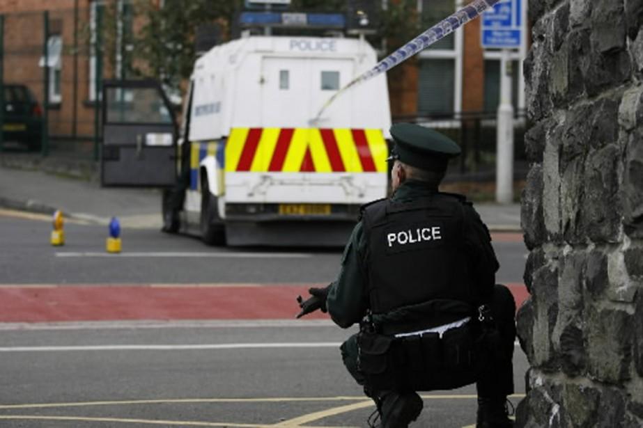 Les dispositifs de sécurité ont été haussés d'un... (Photo AFP)