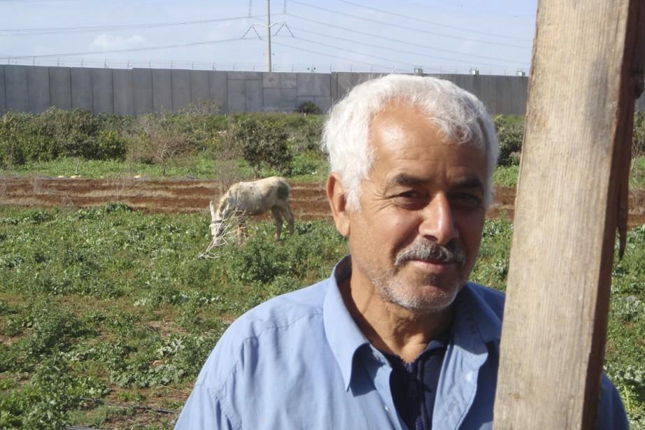 Hani Amir.... (Photo Agnès Gruda)