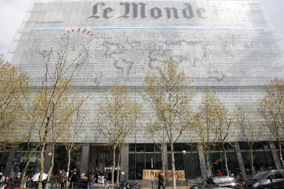 Mustapha Kessous est journaliste au quotidien français Le... (Photo AFP)