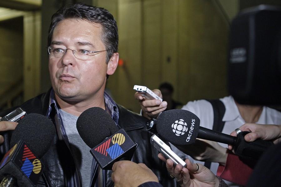 Le président du Syndicat des cols bleus de... (Photo: Robert Mailloux, La Presse)
