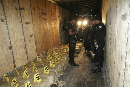 Les saisies de drogues sont encore beaucoup plus... (Photo Reuters)