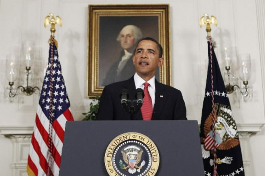 Le président Barack Obama a confirmé le 17... (Photo  AFP)