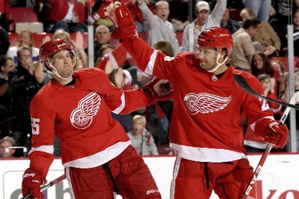 Les Red Wings perdent trois éléments importants à... (Photo: AP)