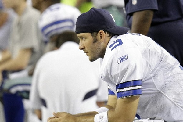 Tony Romo... (Photo: AP)