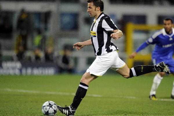 Le capitaine Alessandro Del Piero a fait un... (Photo: AFP)