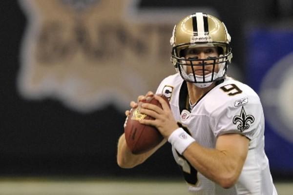 Drew Brees, des Saints, pourrait avoir une saison... (Photo: AP)
