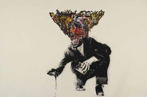 Ces «autoportraits» sont ceux d'artistes qui comptent pour... (Photo fournie par la Galerie Simon Blais)