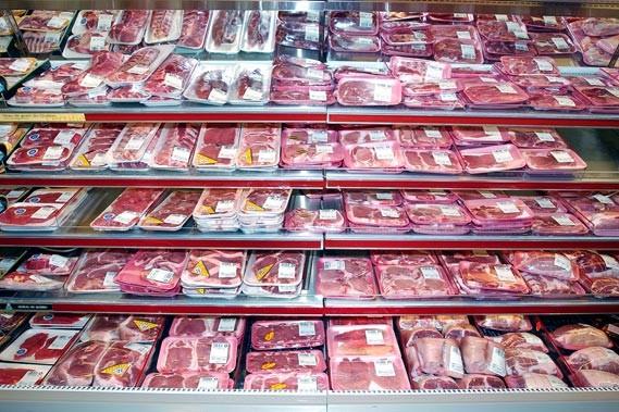 Un Chinois qui consommait 13,7 kg de viande... (Photothèque Le Soleil, Jean-Marie Villeneuve)