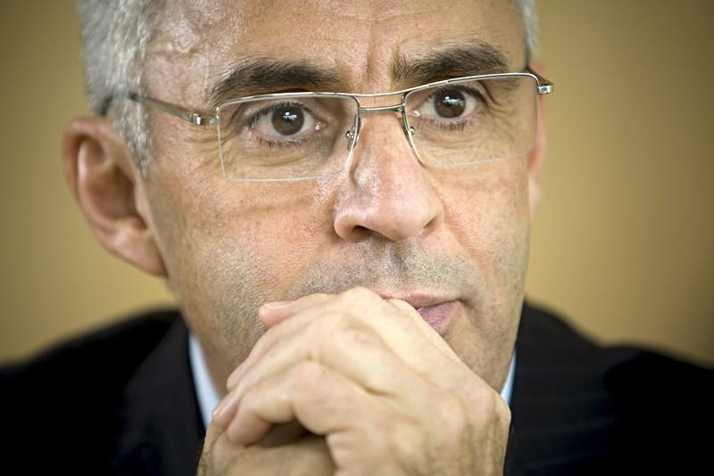 PHOTO PATRICK SANFAÇON, ARCHIVES LA PRESSELe président de... (Photo Patrick Sanfaçon, Archives La Presse)
