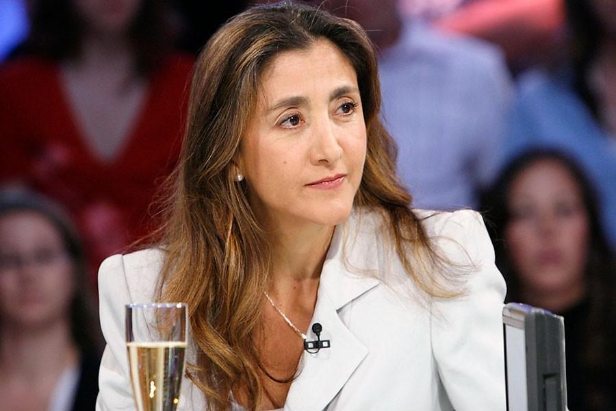 Ingrid Bétancourt a raconté la mort de son... (Photo: Radio-Canada)