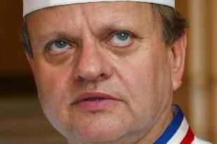 Le chef français Joël Robuchon participera au «Dining... (Photo: AFP)