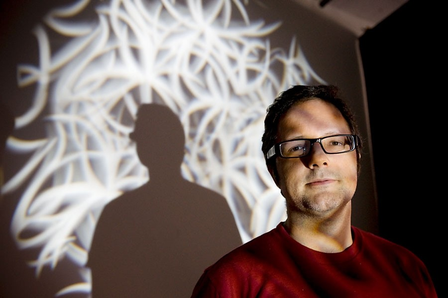 Rafael Lozano-Hemmer... (Photo: André Pichette, La Presse)