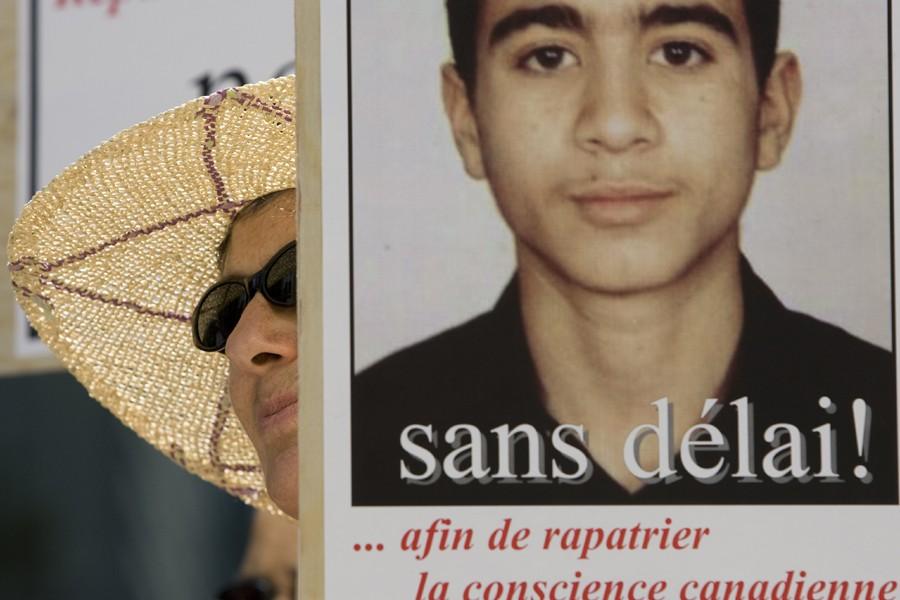 Omar Khadr n'est pas le seul Canadien détenu... (Photo: David Boily, Archives La Presse)
