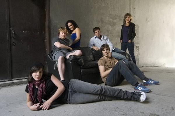 Les acteurs de la web série Remyx.... (Photo: Radio-Canada)