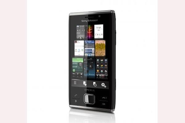 Sony XPERIA X2... (Photo: Sony)