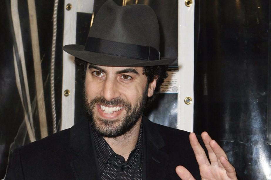 Sacha Baron Cohen... (Photo: Reuters)