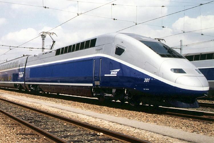 Le concept d'un TGV dans le corridor Québec-Windsor... (Photo: archives La Presse)