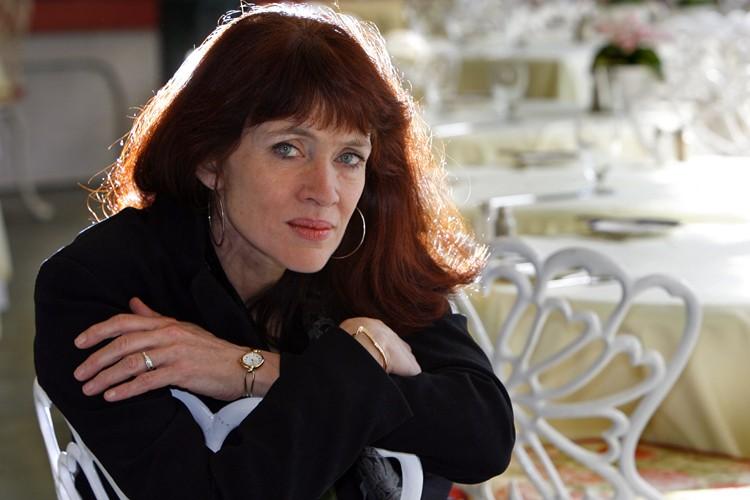 L'auteure Nancy Huston... (Photo: Robert Mailloux, La Presse)