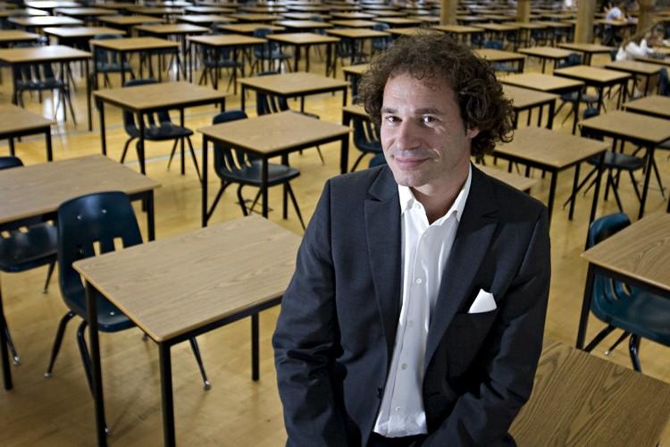 «Un examen, c'est une photo. Un bulletin, c'est... (Photo: Ivanoh Demers, La Presse)