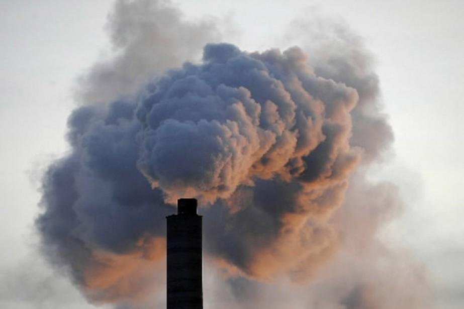 La signature d'un accord pour limiter le réchauffement... (Photo AFP)