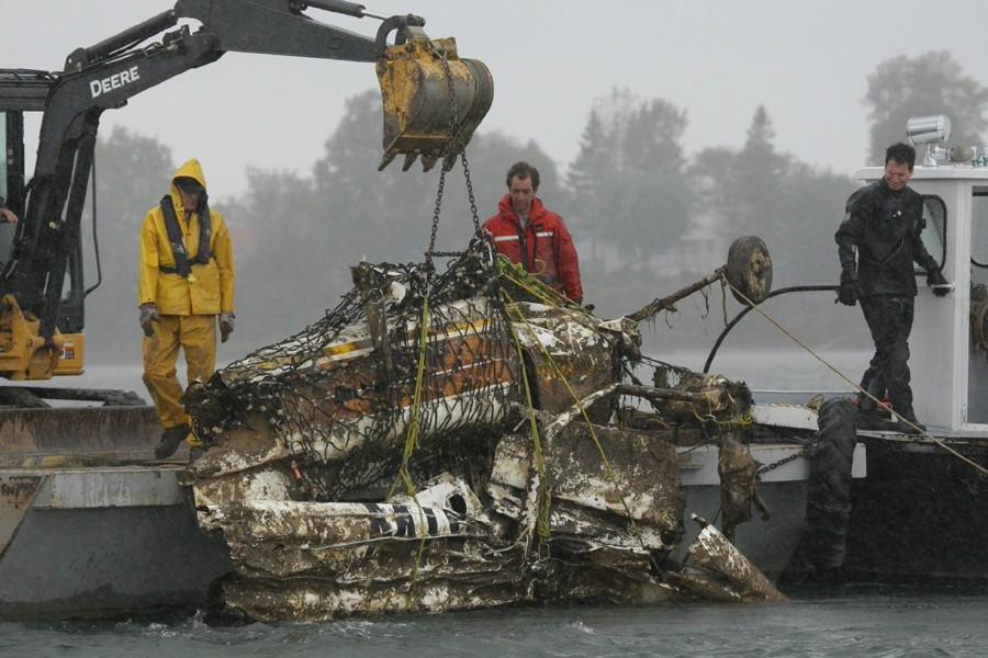 Le nouvel équipement acquis par la Sûreté du... (Photo: Patrick Sanfaçon, La Presse)
