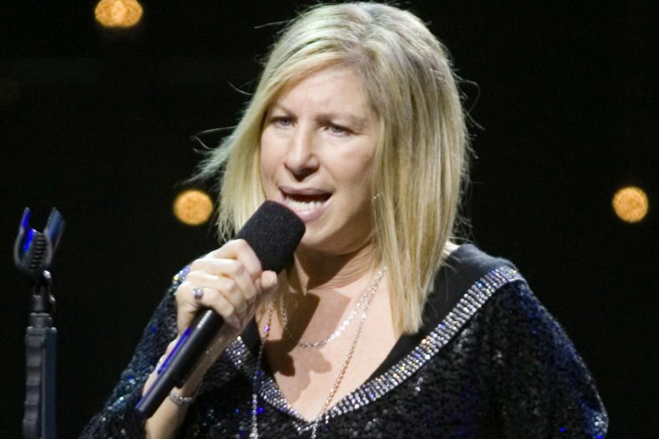 Barbra Streisand... (Photo: PC)