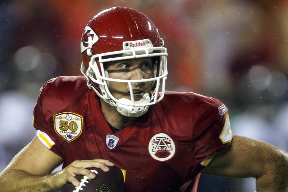 Tyler Thigpen... (Photo: AP)