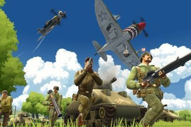 Image de Battlefield Heroes... (Photo Relaxnews)