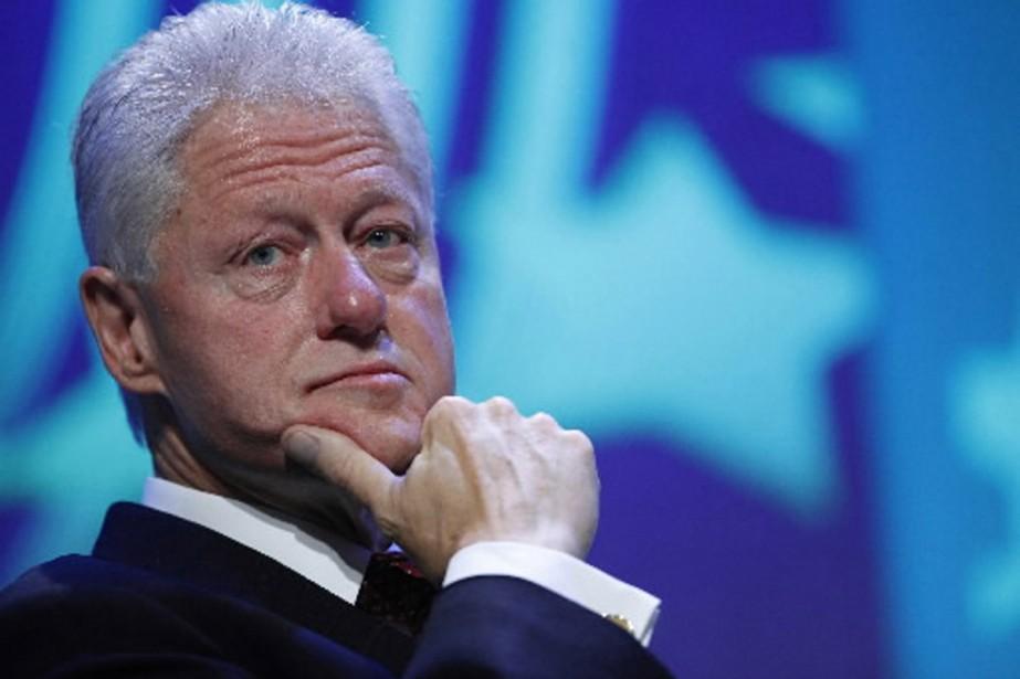The Clinton Tapes permet de revivre les hauts... (Photo Reuters)