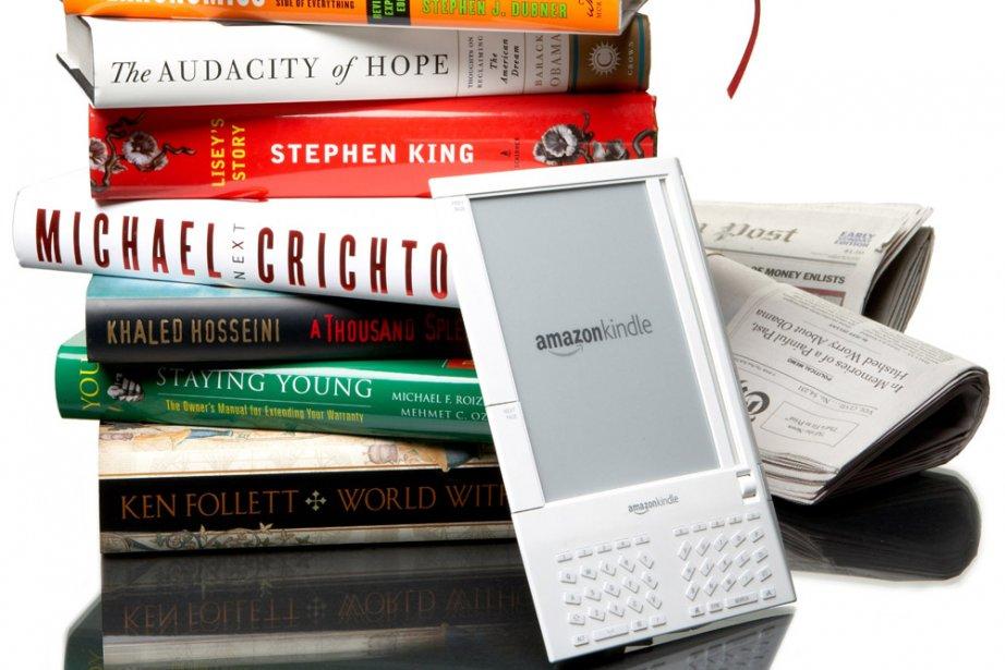Ça bouge dans le monde de la littérature. Alors que le... (Photo: Bloomberg News)