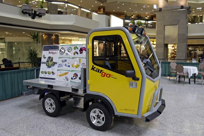 Une conférence internationale sur les véhicules électriques et... (Photo Robert Mailloux, La Presse)