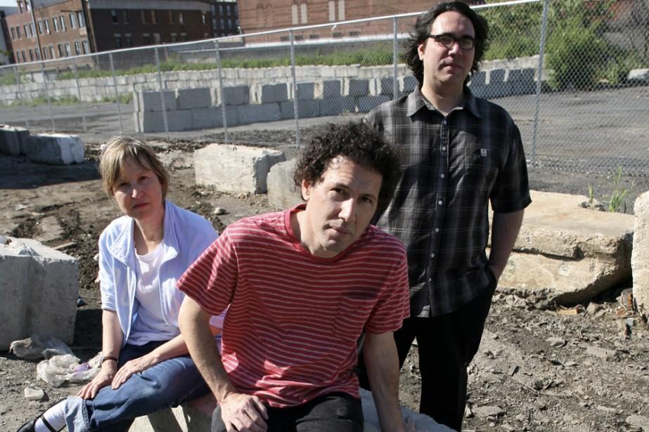 Les trois membres de Yo La Tengo: Georgia... (Photo: fournie par Pop Montréal)