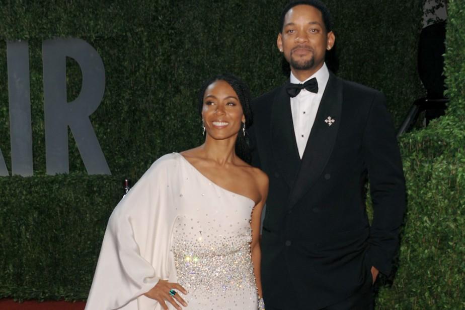 Jada Pinkett Smith et Will Smith... (Photo: AP)