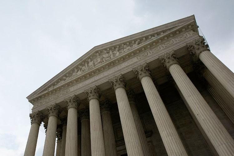 La Cour suprême américaine se prononcera en 2010 sur la... (Photo: AFP)