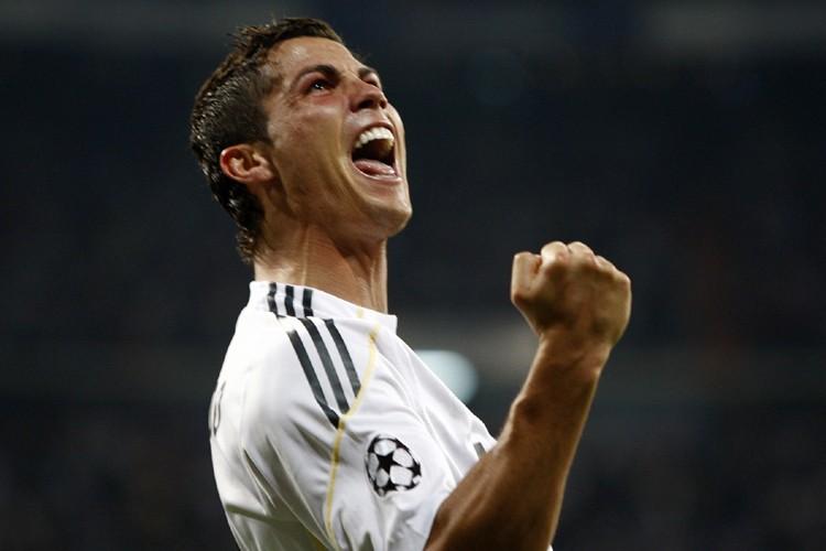 Cristiano Ronaldo a marqué deux buts dans la... (Photo: Reuters)