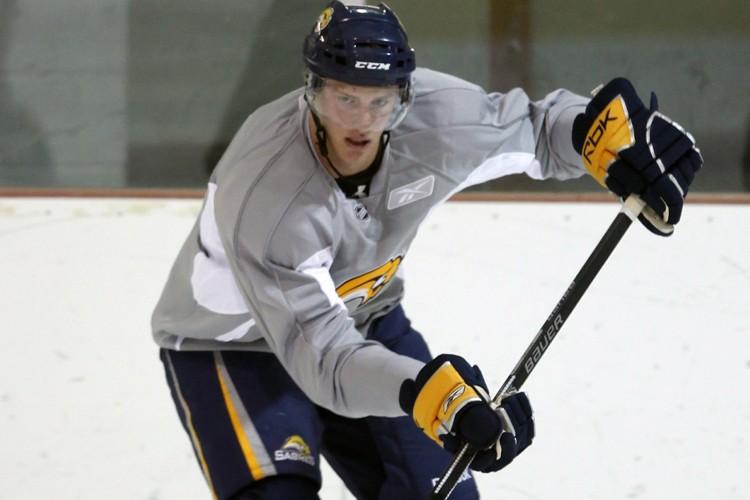 Tyler Myers... (Photo: AP)